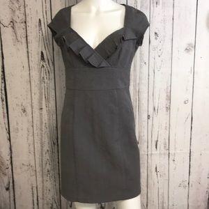 Nanette Lepore grey dress